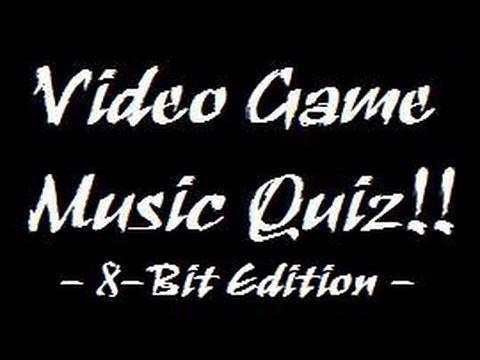 Video Game Music Quiz!! - 8-Bit Edition -