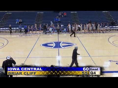 Women's Basketball: Iowa Central vs. Briar Cliff (12/06/2017)