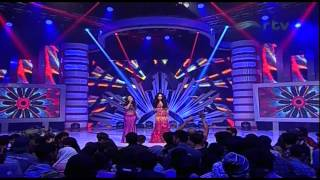 ZASKIA Feat SITI BADRIAH [Berondong Tua,1000 Alasan,ABG Tua] Live At Putri Panggung RTV (04-08-2014)