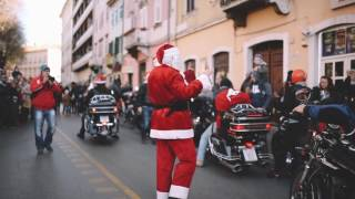Doček Djeda Mraza na pulskoj Portarati