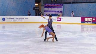 Ритм танец Танцы на льду Сочи Кубок России по фигурному катанию 2020 21 Третий этап