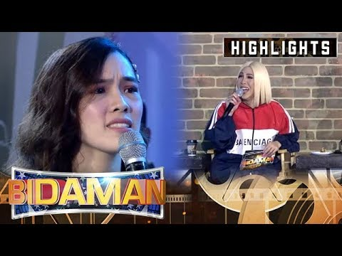 Ate Girl Jackque wows Vice Ganda with her acting skills | It's Showtime Bidaman