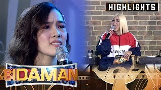 Ate Girl Jackque wows Vice Ganda with her acting skills | It's Showtime Bidaman thumbnail