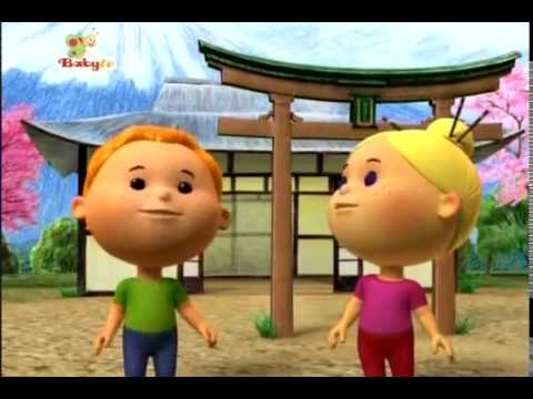 BabyTV Emma's theatre Japan english