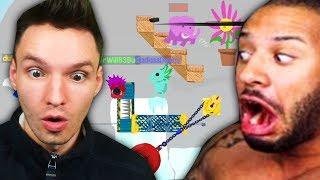 Wie HASSEN DIE MAP !! - Ultimate Chicken Horse