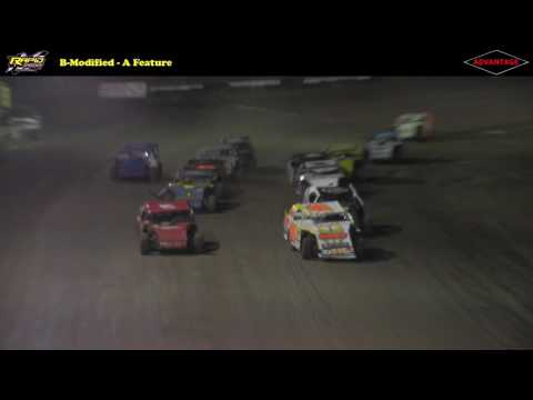 B-Modified -- 5/5/17 -- Rapid Speedway