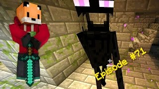 Minecraft - HOW TO FIND A STRONGHOLD - Foxy's Survival World [71]