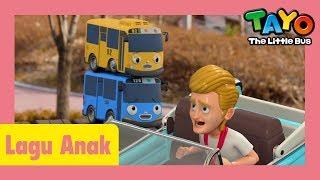 Tayo Lagu Pembukaan Versi Petualangan Mainan l lagu untuk anak-anak l Tayo Bus Kecil