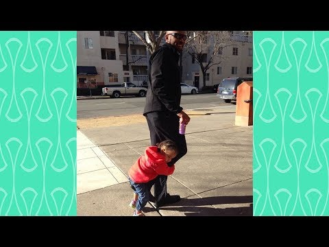 FUNNY Babies and Kids Don't want Daddy go to work - Daddy and Baby Cute Moments