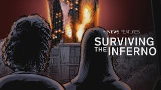 Trailer: 'Surviving the Inferno: Escaping Grenfell Tower' | ABC News