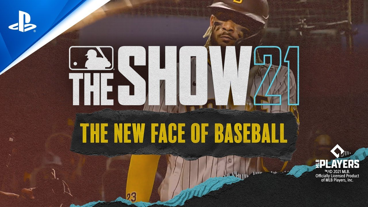 MLB The Show 21 - Announcement with Fernando Tatis Jr. | PS5, PS4
