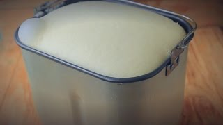 Тесто в хлебопечке мулинекс. Дрожжевое тесто в хлебопечке.