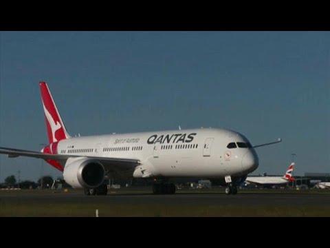 الخطوط الأسترالية -كانتاس- تسافر 20 ساعة دون توقف من نيويورك إلى سيدني في أطول رحلة بالعالم…  - نشر قبل 7 ساعة