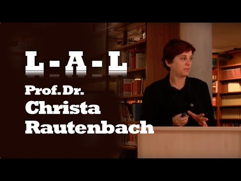 Law After Lunch - 07.12.2016 - Prof. Dr. Christa Rautenbach