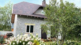 Мой любимый дом!❤️Как все начиналось…Стройка любимого домика на любимой даче❤️Мой рассказ. видео