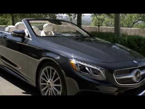 Mercedes-Benz 2017 S-Class Cabriolet – Video Brochure