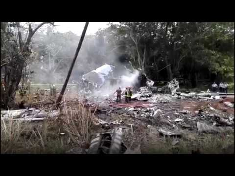 Cuba plane crash leaves more than 100 dead - BBC News