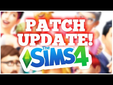 THE SIMS 4 FREE UPDATE! New Gallery! Glitchy?! thumbnail