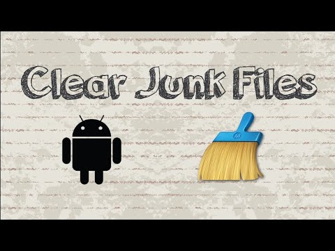 How to clean junk and cool down your android