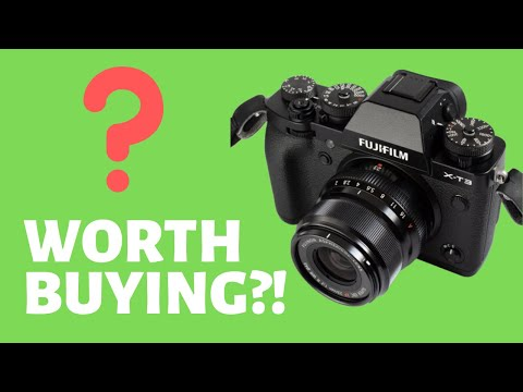 Fujifilm x-t3 Review - The good and bad about the X-T3
