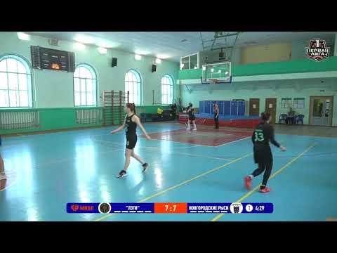 ЛЭТИ — Новгородские рыси (16.01.2021)