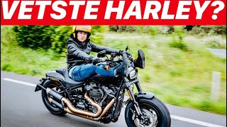 HARLEY FATBOB 2019 WITH JEKILL & HYDE EXHAUST