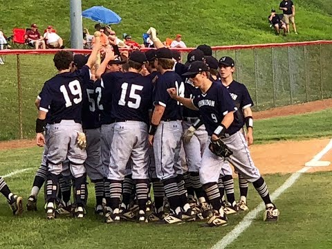 Abingdon High School Baseball, May 30, 2019