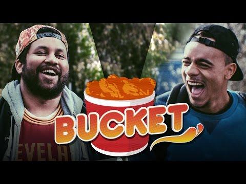 Le Bucket de Kevin et Mister V - Studio Bagel
