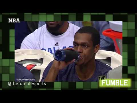 Rajon Rondo Gets into Fight with Coach Rick Carlisle, Gets Benched