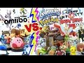 Amiibo vs. Skylanders, Disney Infinity, Angry Birds Telepods, Pokemon Rumble |Super Smash Bros WiiU