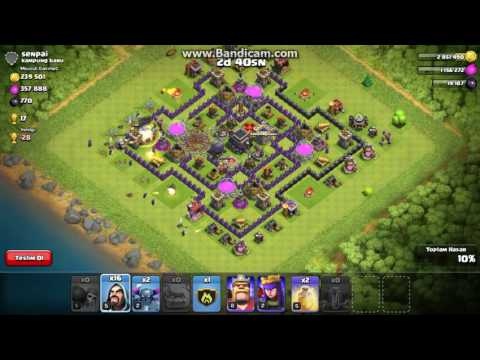 clash of clans azeri 2bolum