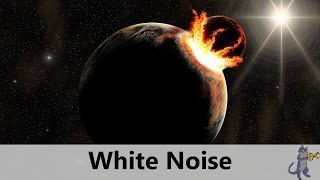 Celestial White Noise HD - Short 15 Min Celestial White Noise for Study and Meditation
