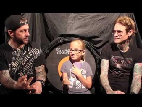 Kids Interview Bands - Buckcherry