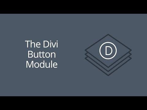 The Divi Button Module