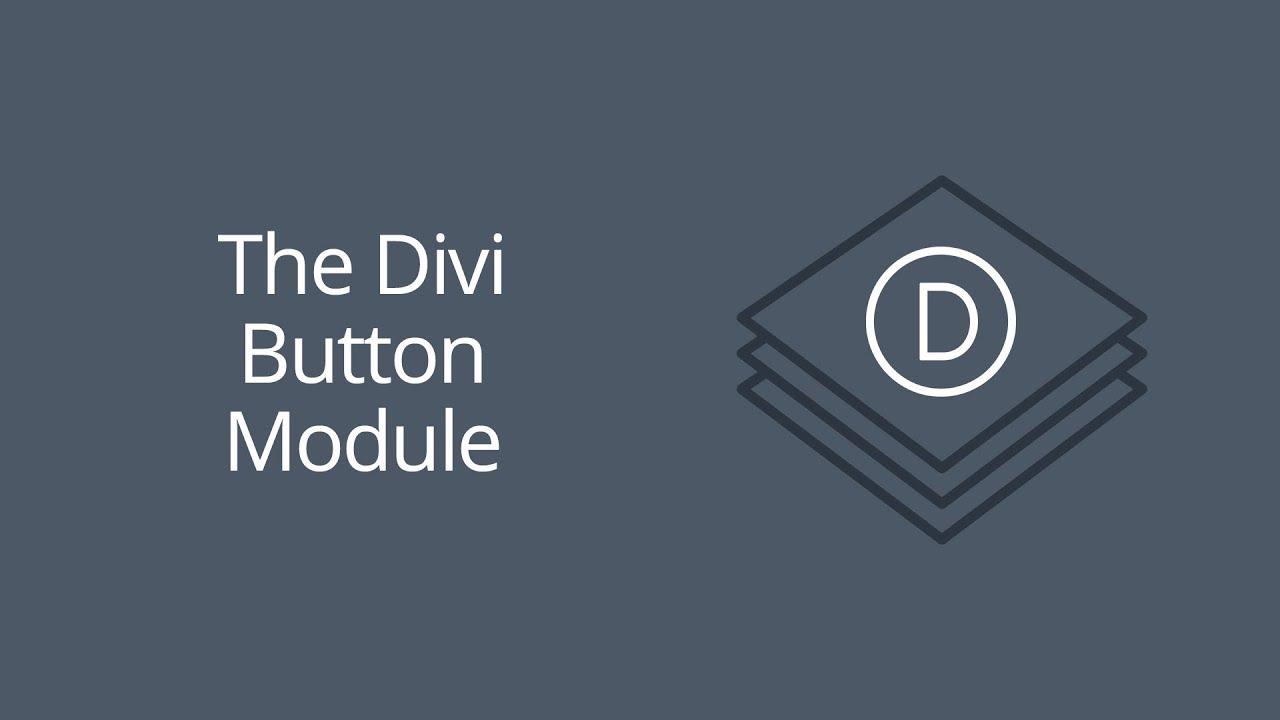 The Divi Button Module | Elegant Themes Documentation