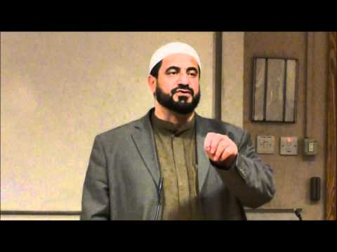 [UHISOC] Reality of the life in Syria - Imam AbdulHadi Arwani