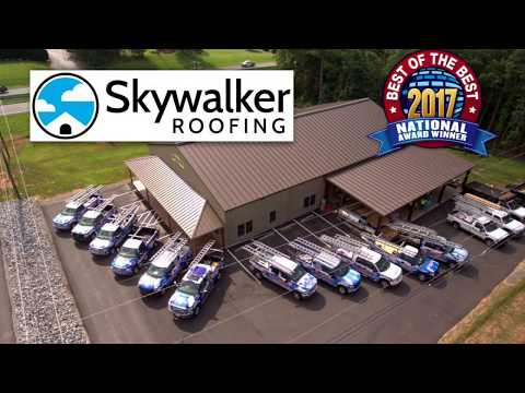 Greensboro Trusted and Award Winning Roofing Company.
