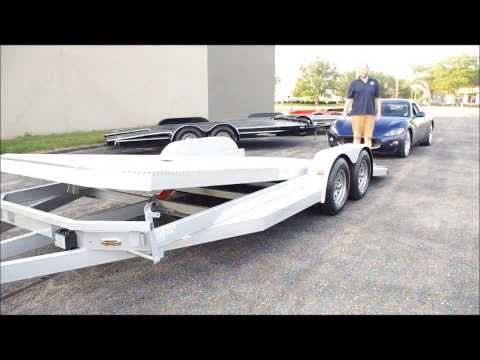 Car Guy Trailers Eliminator series Car Hauler Trailer