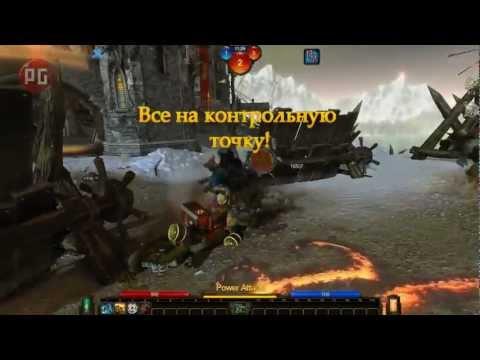 видео: panzar: forged by chaos. Видеообзор