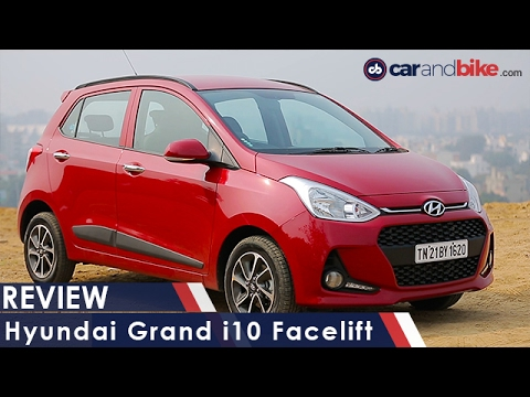 Hyundai Grand i10 Facelift Review - NDTV CarAndBike