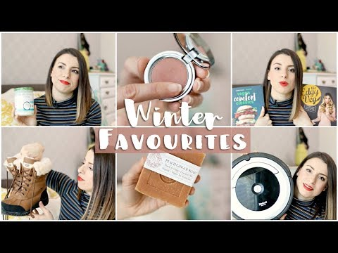 HEALTHY WINTER FAVOURITES 2018 | Beauty, Fashion, Home & Food!