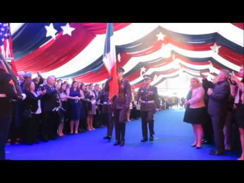 US embassy Independence Day celebrations in Dublin