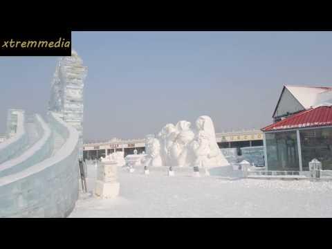 CHINA HARBIN ICE FESTIVAL 2017
