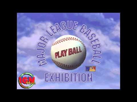 e0b806ea4c Major League Baseball featuring Ken Griffey Jr. Main Menu song - YouTube