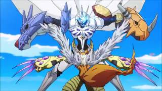 Amv Digimon Adventure Tri Omegamon Raguelmon Alphamon Jesmon Youtube To tell you some hax's that jesmon has is that he has the os generics which should allow him to temporarily rewrite. amv digimon adventure tri omegamon