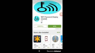 100% Working   connected WiFi password show ur phone   WiFi Password Show Display   YouTube 720p Resimi