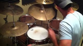 Superman - Man of Steel Theme Song - Drum Cover