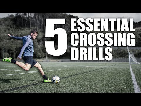 5 Essential Crossing Drills EVERY Player Should Master