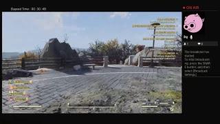 Having a FALLOUT (76) » Fallout 76 stream 4
