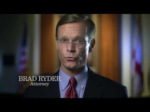 Huntsville, AL Personal Injury Attorney Brad Ryder